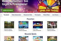 Casino / Finde die besten Spielautomaten Casinos im Internet