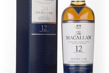 Macallan single malt scotch whisky / Macallan single malt scotch whisky