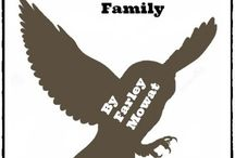owls in the family novel study