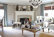 Great rooms - window treatments