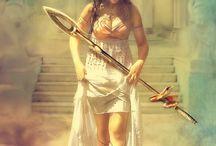 Greek Mythology / Gods, Goddesses and Beauty! I'm collecting inspiration for my 2015 Art Portfolio