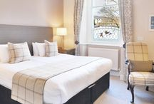 Classic Rooms / Classic rooms at Knockendarroch Hotel & Restaurant in Pitlochry - www.knockendarroch.co.uk
