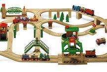 Vonatpályák