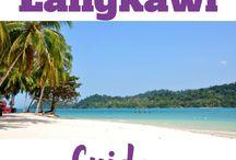 Malaysias Inseln / In Malaysia gibt es wunderschöne Inseln zum Tauchen und Chillen. Mal sehen, welche wir besuchen, wenn wir durch Malaysia reisen. In der engeren Wahl stehen Pulau Tioman, Kapas, Redang, Pinang, Perhentian und Langkawi.