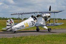Bucker 131,133 Jungmann, Aero C-104
