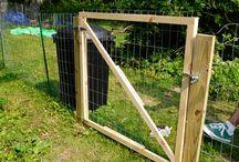 Temporary Gates