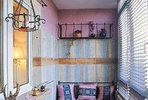 Home redecoration / Great new shabby chic ideas