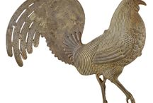 I love chickens and roosters / by Brenda Koch