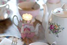 Tea Partys / by Janet Millner