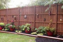 Fence / Retaining Wall