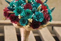 Blue Gold Red Wedding / by Salvy Mohammad
