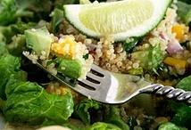Gf vegetarian yummys / by Jaime Purdy