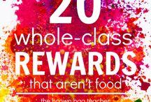Reward ideas