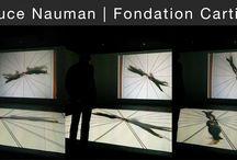 Bruce Nauman / Bruce Nauman   Fondation Cartier