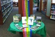 Library - St. Patricks Day