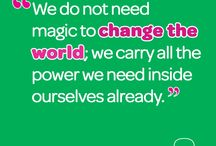 Powerful Words / by Girl Scouts of Nassau County