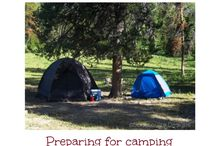 A camping we will go