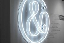 Ampersand - Party of Pairs / Design Ideas For An Ampersand Theme
