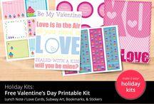 Valentine's Day - Love Love Love