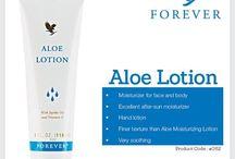 Aloe Lotion