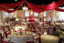 Events at Manchester decor / Decorating examples and ideas from EAM events