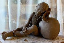 Jurga ,sculpteur