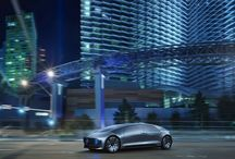 Mercedes-Benz F 015 Luxury in Motion / by Mercedes-Benz USA