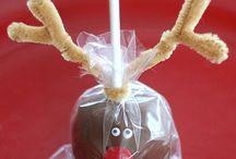 Gâteaux De Noël / Friandises de Noël