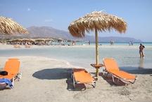 Elafonisi / Elafonisi Beach in western Crete