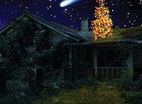 Outskirts Press Presents Rooftop Christmas Tree by Landria Onkka