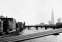 Londra, in bianco e nero / Mie foto