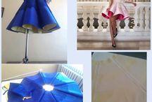 Strihy šaty
