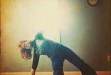 yoga and light : my instagram / by Flying Yogini