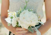 The Bridesmaid's Bouquet.
