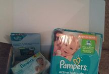 #NOULpampersbabydray / Scutece Pampers Baby-Dry cu 3canale absorbante .