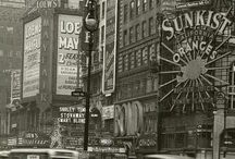 New York City/NYC: Vintage Photos / The New York/NYCof yesteryear