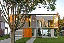 La arquitectura ecológica / by Cristy
