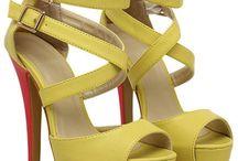 Footwear eye candy / by Sonal Sachania