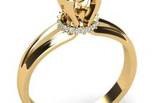 Inele de logodna cu diamante certificate international / https://www.firesqshop.com/