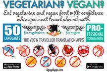 Veganagogo Vegan Travel Translation App