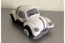 VW kever haken