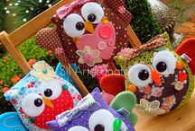 Owls / by LoveTo Sew