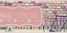 "Madge's Style Tile / Madge's Style Tile is a board of inspirational items making up a creative mood board! Each week Madge will bring a Saturday Style Tile full of yummy goodness. Madge is ""Eclectically Focused"""