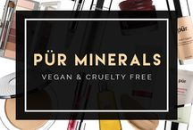 VEGAN BEAUTY Ⓥ / everything cruelty-free and vegan beauty related including vegan makeup, vegan skincare, vegan hair products, vegan nail polish.   Ⓥ Vegan is defined as products not tested on animals or contain any animal-derived ingredients.