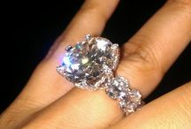 A BEAUTIFUL WOMEN SAY BUY MY THAT  I WILL I MEAN IT / Diamond Rings / by B.j.k