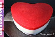 День Святого Валентина - Valentine's Day Cake Recipes