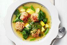 Soup, Salad, Sandwich / by Brenda Wilkerson