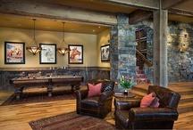 Rec Rooms / by Locati Interiors