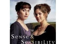Austen Film Adaptations / Jane Austen's heroines and heroes go to the movies.