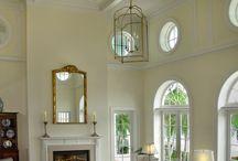 Home Design - Living Room / Special designs for a contemporary yet classy living room.